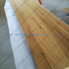 white oak edge glued board/panel EGP butcher worktop tabel top countertop