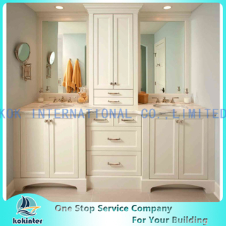 Bathroom cabinet Vanity set V02