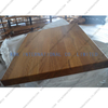 Top Quality solid wood butcher countertop worktop table top