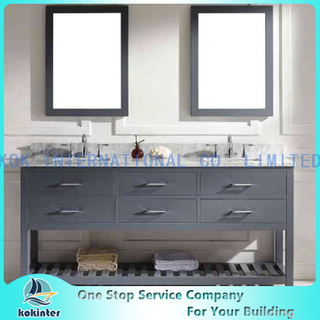 Bathroom cabinet Vanity set V04